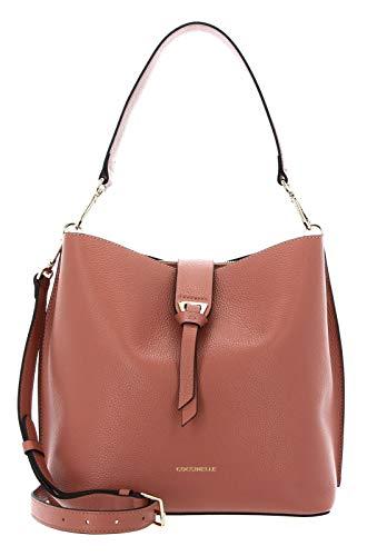 Coccinelle Alba Shoulder Bag Litchi