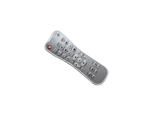 HCDZ Replacement Remote Control for Optoma DH350 HD143X HD27E HD29Darbee HD29DSE HD26 HD26BI 1080P Full HD DLP Home Theater Projector