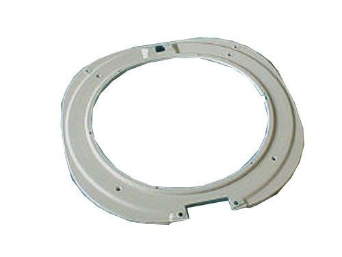 Indesit New World C00037224 - Embellecedor para puerta de lavadora, color blanco