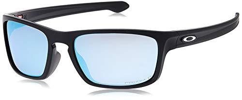OAKLEY Sliver Stealth OO9408 Gafas de sol para Hombre, Negro (Black), 56