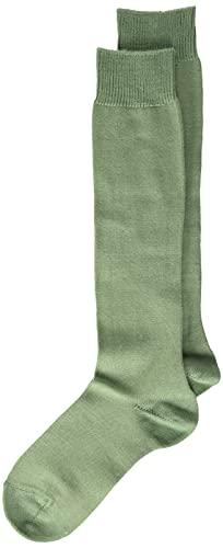 Falke Comfort Wool K KH Calcetines, Verde (Verde Mineral 7016), 31-34 (7-9 años) Unisex Niños