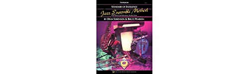 Standard of Excellence Jazz Ensemble Method 2nd Trombone (Book and CD Pack, 2nd Trombone)