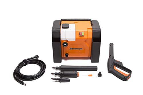 YYONGAO Patio Fuerza 135 bar 1800W-Lavadora de alta presión con accesorios, compacto y portátil 360L / H EW U13