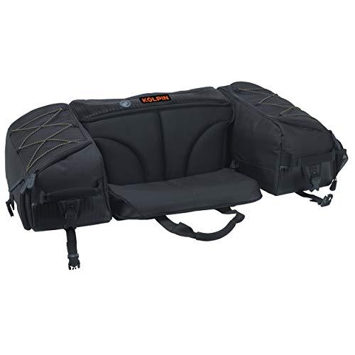 "Kolpin Matrix Seat Bag - Black - 91155, 32"" x 22"" x 11"""