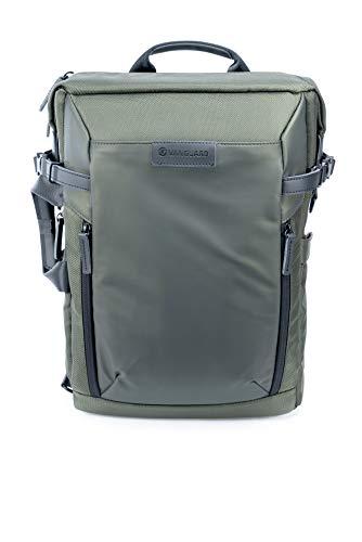 Vanguard Veo Select 41GR - Mochila y Bolso 2en1, para Uso fotográfico y Diario, Color Verde, s