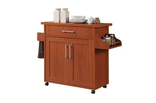Inspirational Cherry Kitchen Cabinets And Granite Countertops