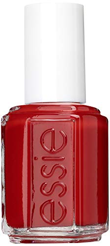Essie Nagellack für farbintensive Fingernägel, Nr. 60 really red, Rot, 13,5 ml