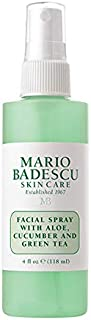 Mario Badescu Facial Spray With Aloe, Cucumber And Green Tea - For All Skin Types 118ml/4oz