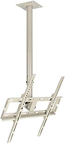 TV Bracket Mount Universal LCD TV Hanger/Ceiling Bracket Rack Ceiling Hanger Telescopic Rotation (Size : 32 55in)
