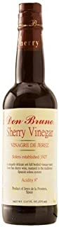 Don Bruno Sherry Wine Vinegar D.O.P. - 25.35 oz