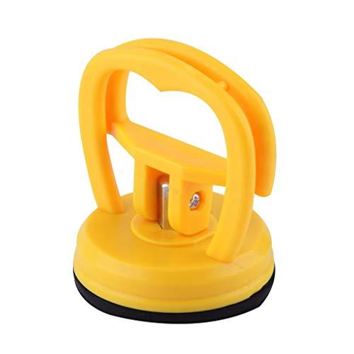 Sensiabl Saugdellenabzieher Auto Body Shop Dellenreparaturwerkzeuge Glas anheben Gelb bewegen