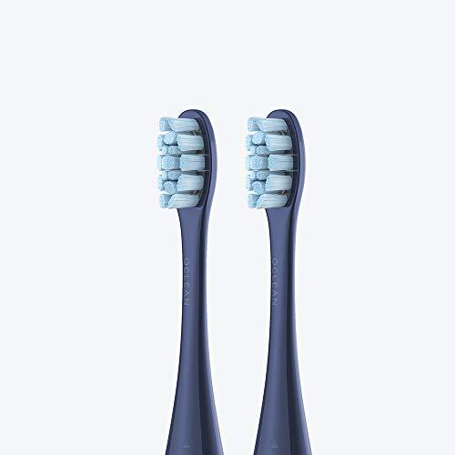 Oclean X Pro Brosse à dents électrique remplacement tête de brosse 2 pièces