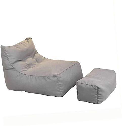 Canapé lit LHY- Living Room Sac Confortable Gaming Bean Chaise Lazy Sofa Enfants Amovible Convient for Toy Salon de Stockage Doux