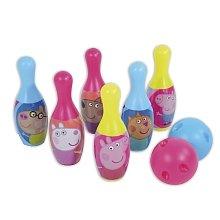Peppa Pig - Juego de bolos Peppa Pig 9281