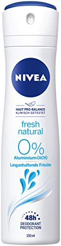Nivea Men Deo Spray Fresh Natural, 150 ml