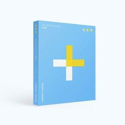 TXT - [Dream Chapter:Star] CD+80p PhotoBook+1p Ver.1 PhotoCard with Paper Frame+1p Ver.2 PhotoCard with Ring+1p Transparent PhotoCard+2p Sticker+Tracking K-POP Sealed