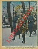 Adolfo Hitler all'ultima adunata delle Camicie brune, prima di assumere il governo della Germania. I...