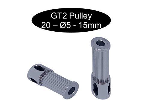 GT2 15mm Breite