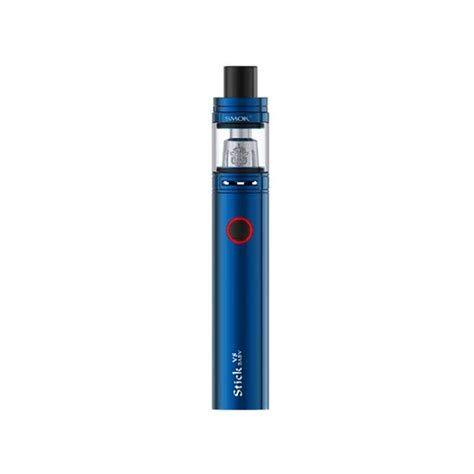 SMOK Stick V8 Baby 2000 mah Kit de inicio de Cigarrillo Electrónico (Azul) Sin Tabaco y...