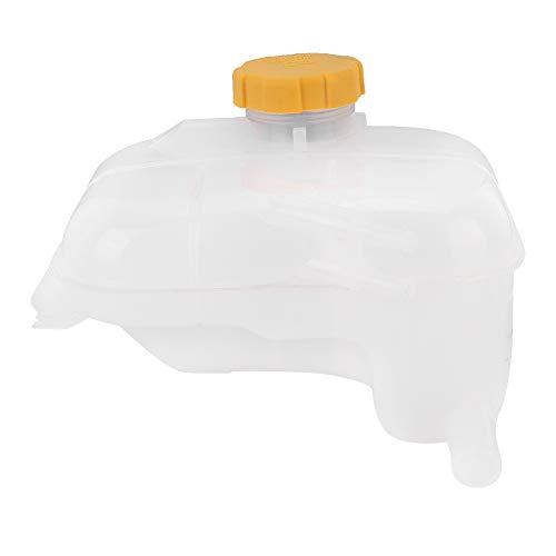 Tanque de Expansión de Liquido Refrigerante con Tapa, Tanque de Recuperación de Depósito de Refrigerante Botella de Expansión de Tanque para OE# 1304241, 93179469