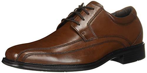 Dockers Mens Endow Leather Oxford Dress Shoe,Tan,11 M US