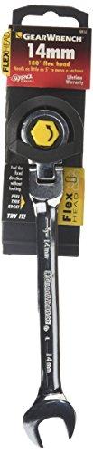 Mixte gw9914 Flex Clé à cliquet, 14 mm
