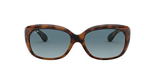 Ray-Ban Jackie Ohh Gafas de lectura, Havana, 58 Unisex Adulto