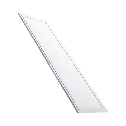 LEDKIA LIGHTING Pannello LED 120x30cm 40W LIFUD Bianco Freddo 5500K - 6000K