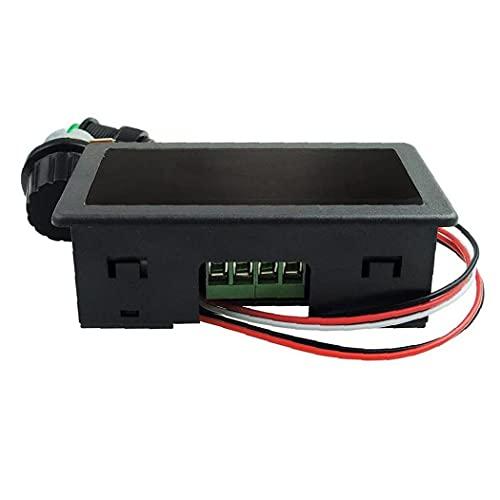 Visualizzazione velocità del motore di CC CCM5D Digital LED PWM Stepless control regolabile Interruttore meccanico Power Equipment