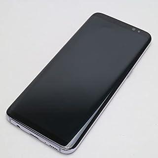 白ロム docomo Galaxy S8 SC-02J Orchid Gray