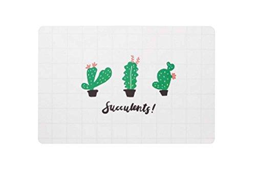 Multifunktions Tisch Matte Kreative Pflanze Mauspad, Schöne Pad, Topfpflanze