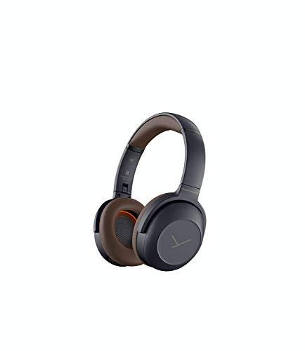 beyerdynamic Lagoon ANC Explorer Bluetooth-Kopfhörer mit Active Noise Cancelling und Klang-Personalisierung (grau/braun)
