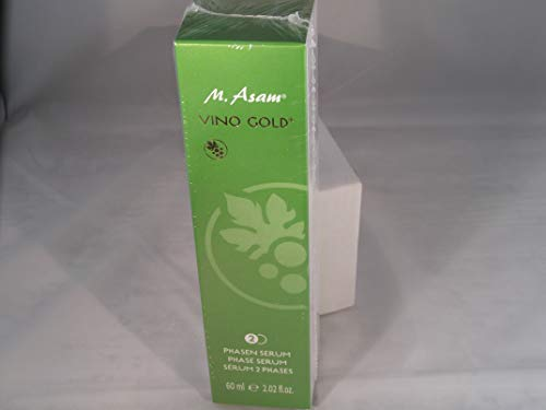 M. Asam Vino Gold 2-Phasen Serum (60ml)