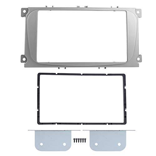 Dubbel Din Auto DVD Stereo Radio Speler Fascia Frame GPS Speler Mount 7in Navigatie Gemodificeerde Frame Past voor Fo-rd focus