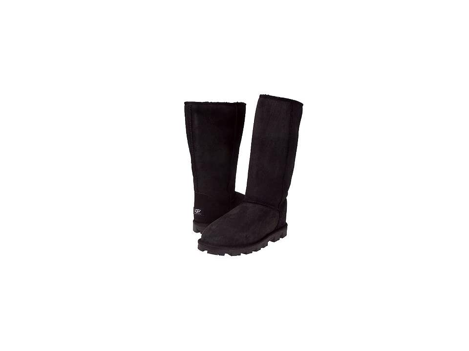 UGG Essential Tall (Black) Women
