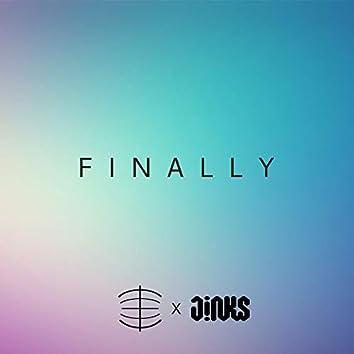 Finally (feat. J.Inks)