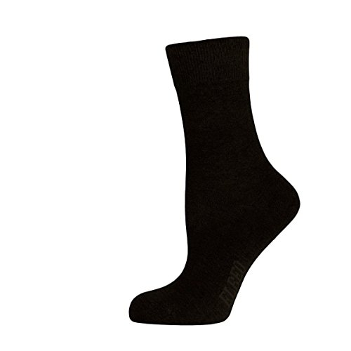 ELBEO Damen Socken Sensitive Pure Cotton 3er Pack