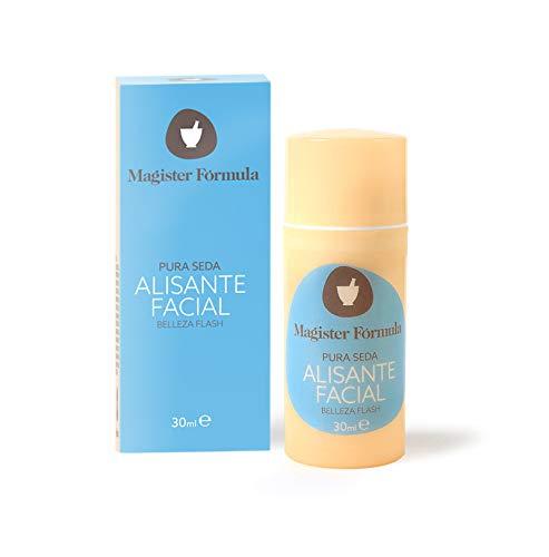 Pura Seda Alisante Facial 30 ml | Primer de Maquillaje | Premaquillaje | Prebase alisadora | Crema Efecto Flash Facial | Prepara la piel para el maquillaje para larga...