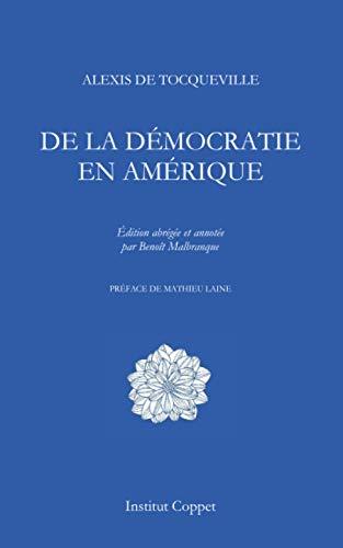 De la démocratie en Amérique: édition abrégée