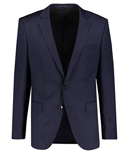 BOSS Herren Sakko Huge6 Blau 52