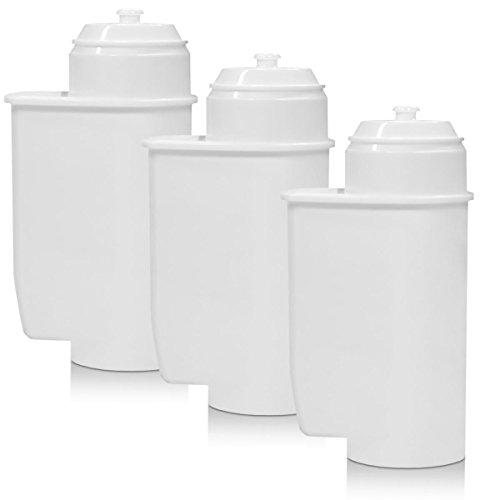 3x waterfilter Brita Intenza 575491 00575491 Bosch Siemens BSH TCA7. TCC78.