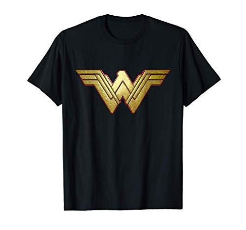 US DCEU Wonder Woman +Logo 3D Paisley 01 Camiseta