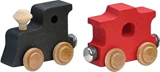 Maple Landmark NameTrain Engine & Caboose Set