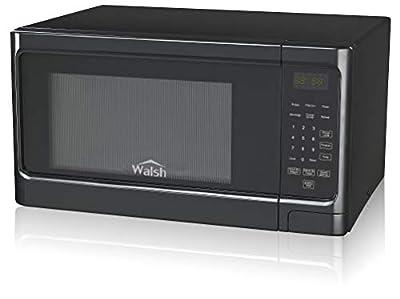 WALSH WSCMS311BK-10 1.1 Cu Ft Microwave Oven Black