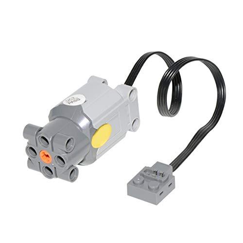advancethy Power-Funktionen|Großer L-Motor kompatibel für Lego Ersatzteile 88003| Servomotor Teile| Elektrisch Motor,Elektrisch Spielzeug Autos Motor| Einsteckblöcke Kompatibel.