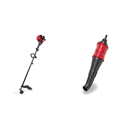 Read About Craftsman CMXGTAMDAZ25 Straight Shaft Gas Trimmer and Blower Attachment