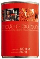 San Marzano Tomaten, ganz & geschält 24 x 400 g Kart