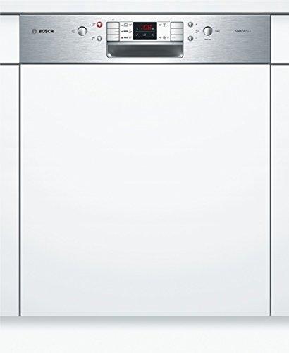 Preisvergleich Produktbild Bosch SMI53P65EU Serie 6 Geschirrspüler Teilintegriert / A+++ / 234 kWh / 13 MGD / ActiveWater Technologie / DosierAssistent