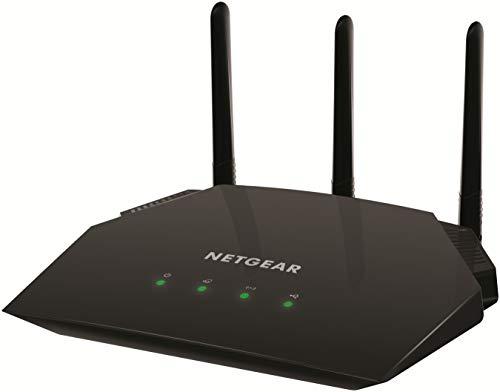 NETGEAR WAC124-100PES – Point d'Accès WiFi sans Fil AC2000 pour les Petites Entreprises ou Bureaux à Domicile (Dual...
