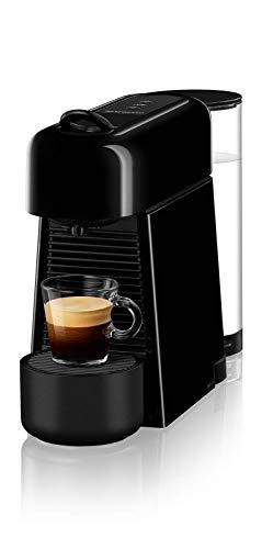 ネスプレッソ コーヒーメーカー エッセンサ プラス リムジンブラック D45N-BK-CP